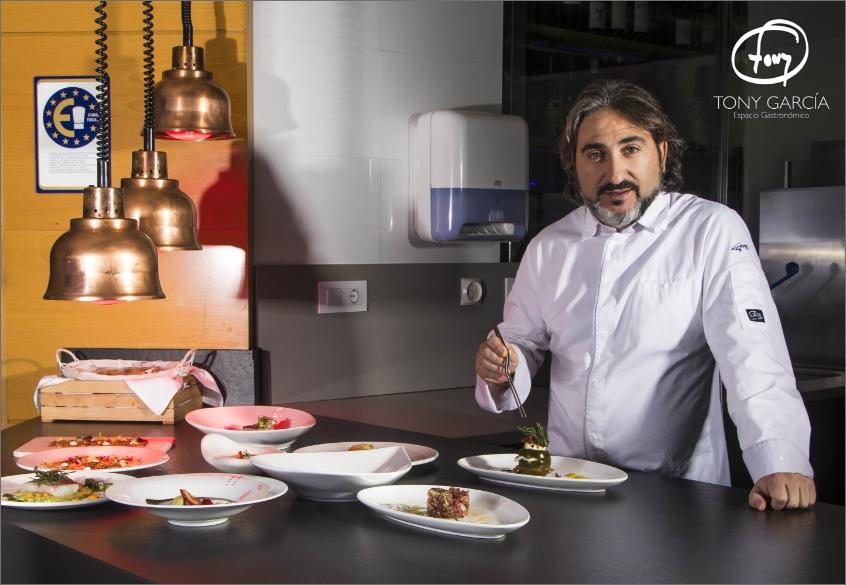 Tony García - Adra kmcero