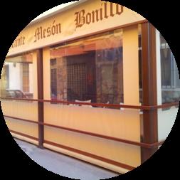 Mesón Bonillo - Adra kmcero