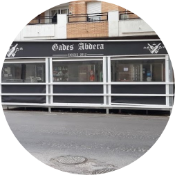 Bar Gades - Adra kmcero