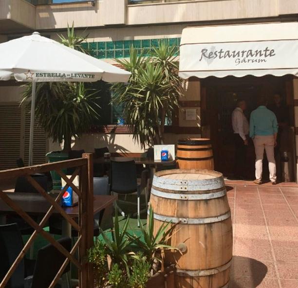 Restaurante Garum - Adra kmcero