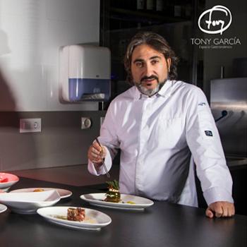 Nuestros cocineros - Tony García - Adra kmcero