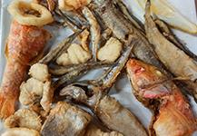 Bar El Pajar - Fritura pescado - Adra KmCero